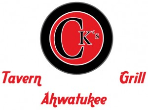 CK's Tavern and Grill logo
